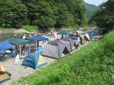 ゴールデンウィーク2015 穴場キャンプ場を紹介!