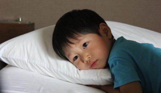 赤ちゃんや子供の夜更かしの体への影響!原因、対策も解説!